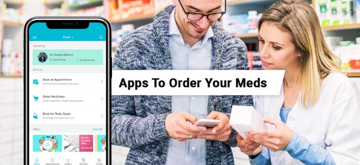 medicine ordering app