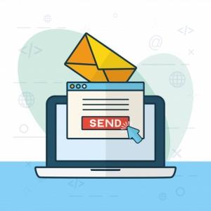 email marketing, digital marketing, email marketing types